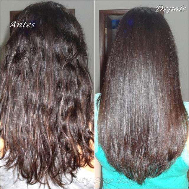resenha review produtos sistema de reconstrução e tratamento plástica capilar tutanat beauty stop blog bruna reis antes e depois