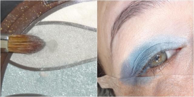 tutorial maquiagem verde e azul sereia natura aquarela beauty stop blog bruna reis 5
