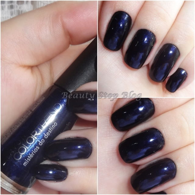 esmalte avon misterios do destino beauty stop blog bruna reis unha da semana